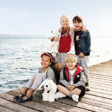 best service 0231e 1cbb5 Villa Smalland - Steiff - hochwertige Kindermode und ...
