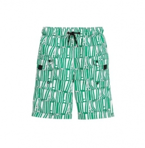 STELLA MCCARTNEY KIDS Badeshorts - green