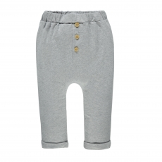 BELLYBUTTON Baby Sweathose - grey melange