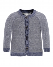 BELLYBUTTON Strickjacke Baby - twilight blue