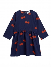 MINI RODINI Kleid Cherry - blue