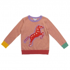 STELLA MCCARTNEY KIDS Pullover Lurex