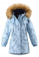 REIMA Winterjacke Silda - blue dream