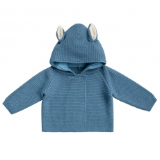 STELLA MCCARTNEY KIDS Strickjacke - blue