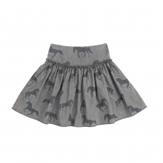 STELLA MCCARTNEY KIDS Rock Horses - grau