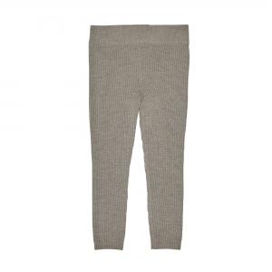 FUB Leggings Wolle - beige melange