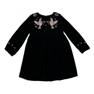 STELLA MCCARTNEY KIDS Kleid - schwarz