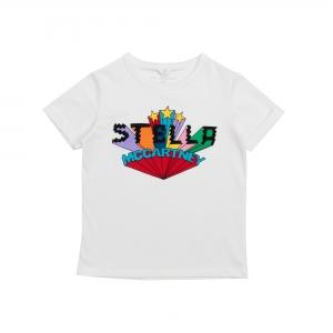 STELLA MCCARTNEY KIDS T-Shirt - weiss