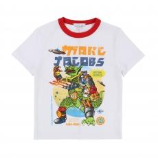 LITTLE MARC JACOBS T-shirt - weiss