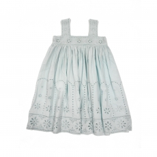 STELLA MCCARTNEY KIDS Kleid mit Stickerei