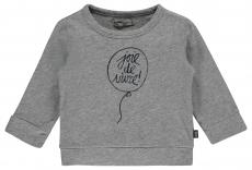 IMPS & ELFS Langsarm Shirt - concrete grey
