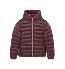 SAVE THE DUCK Jacke Iris - burgund
