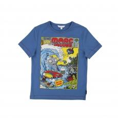 LITTLE MARC JACOBS T-shirt - himmelblau
