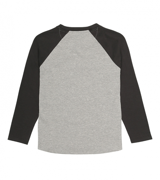 SOFT GALLERY T-shirt Viggo - grey melange